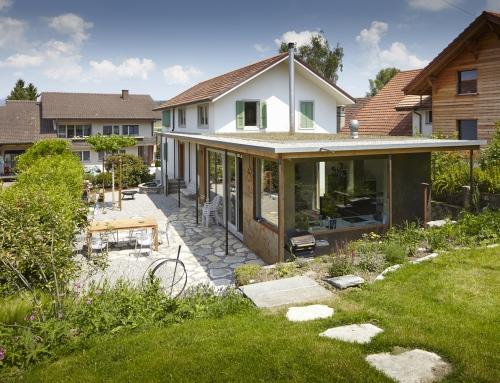 Architektur und Umgebung