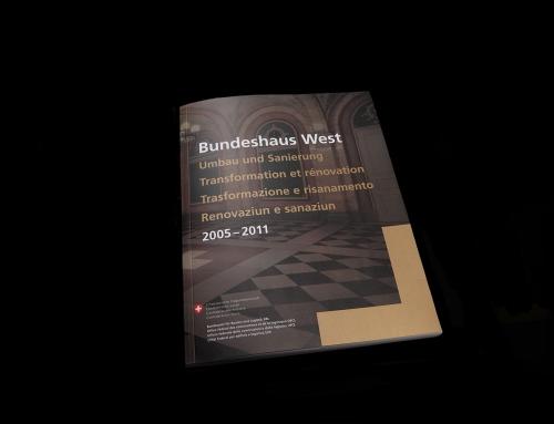 Bundeshaus West: Umbau und Sanierung 2005–2011